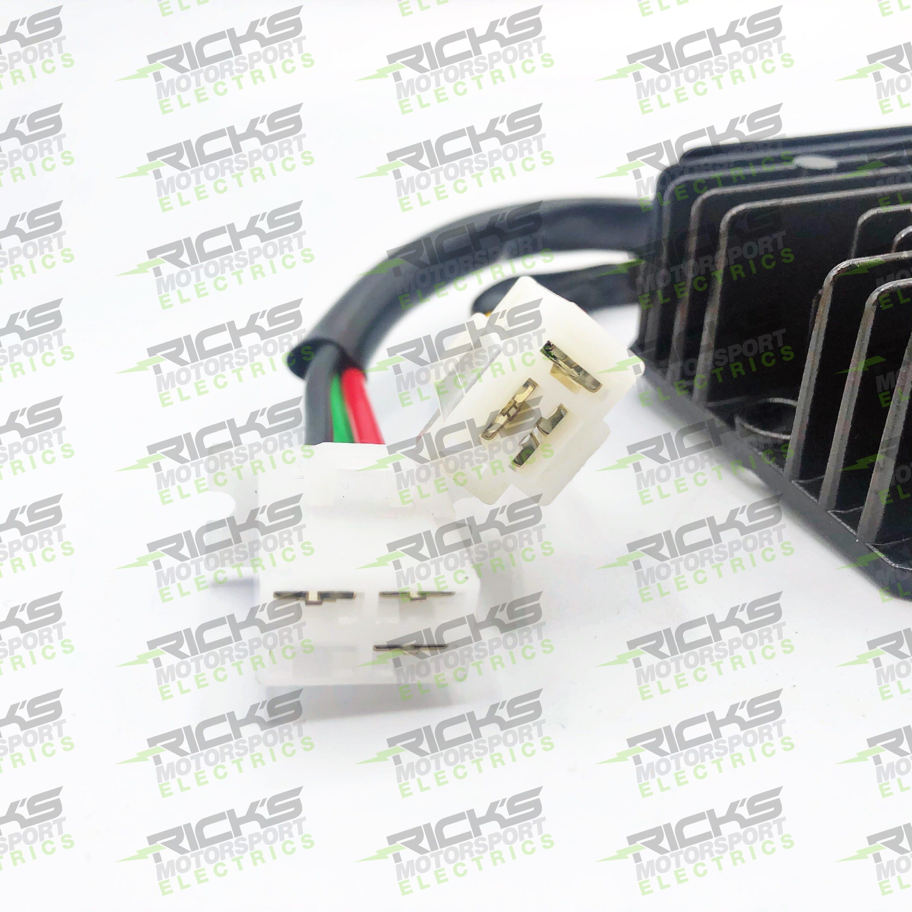 OEM Style Honda Rectifier Regulator 10_109 #2