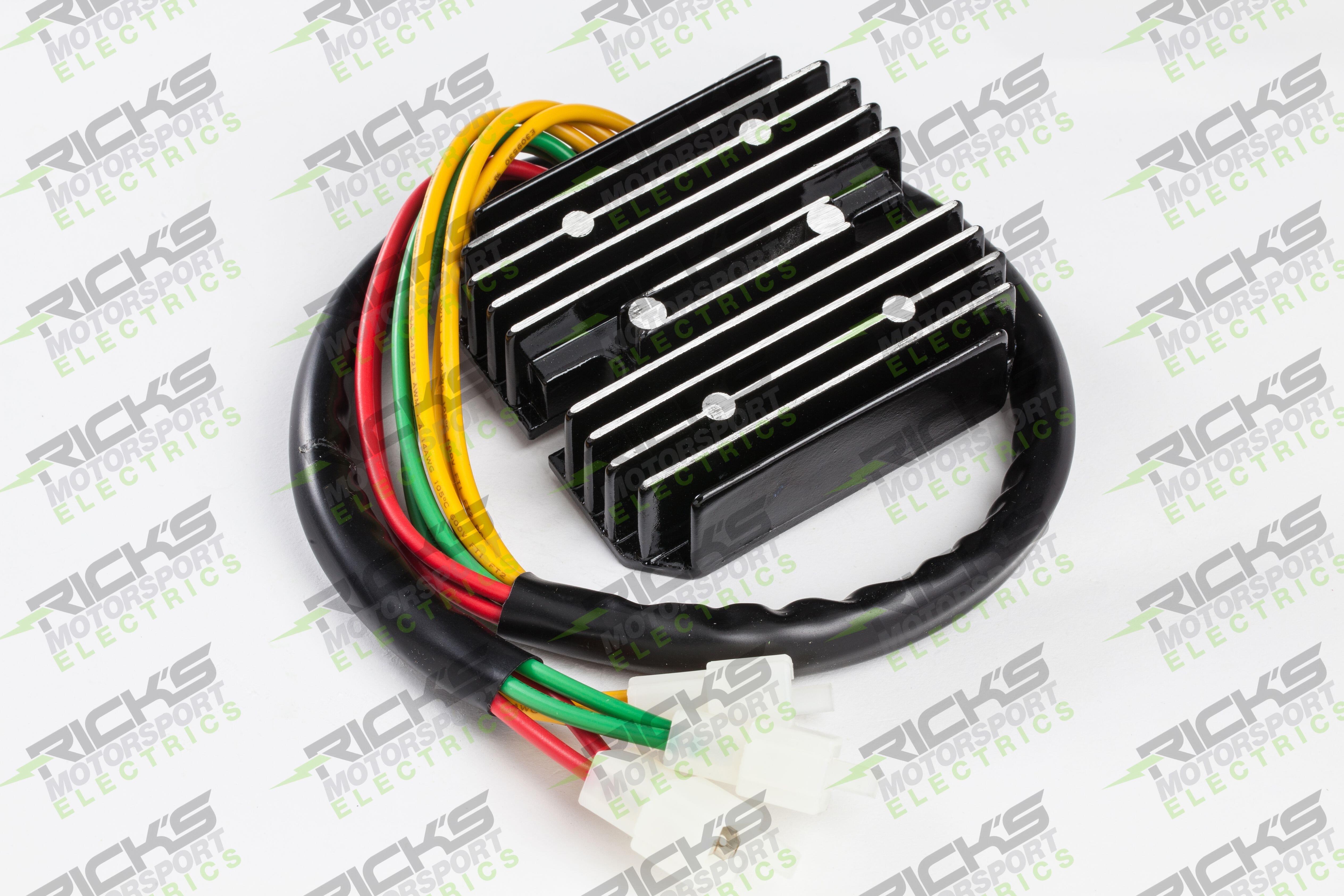 OEM Style Honda Rectifier Regulator 10_118