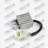 OEM Style Kymco Rectifier Regulator 10_702