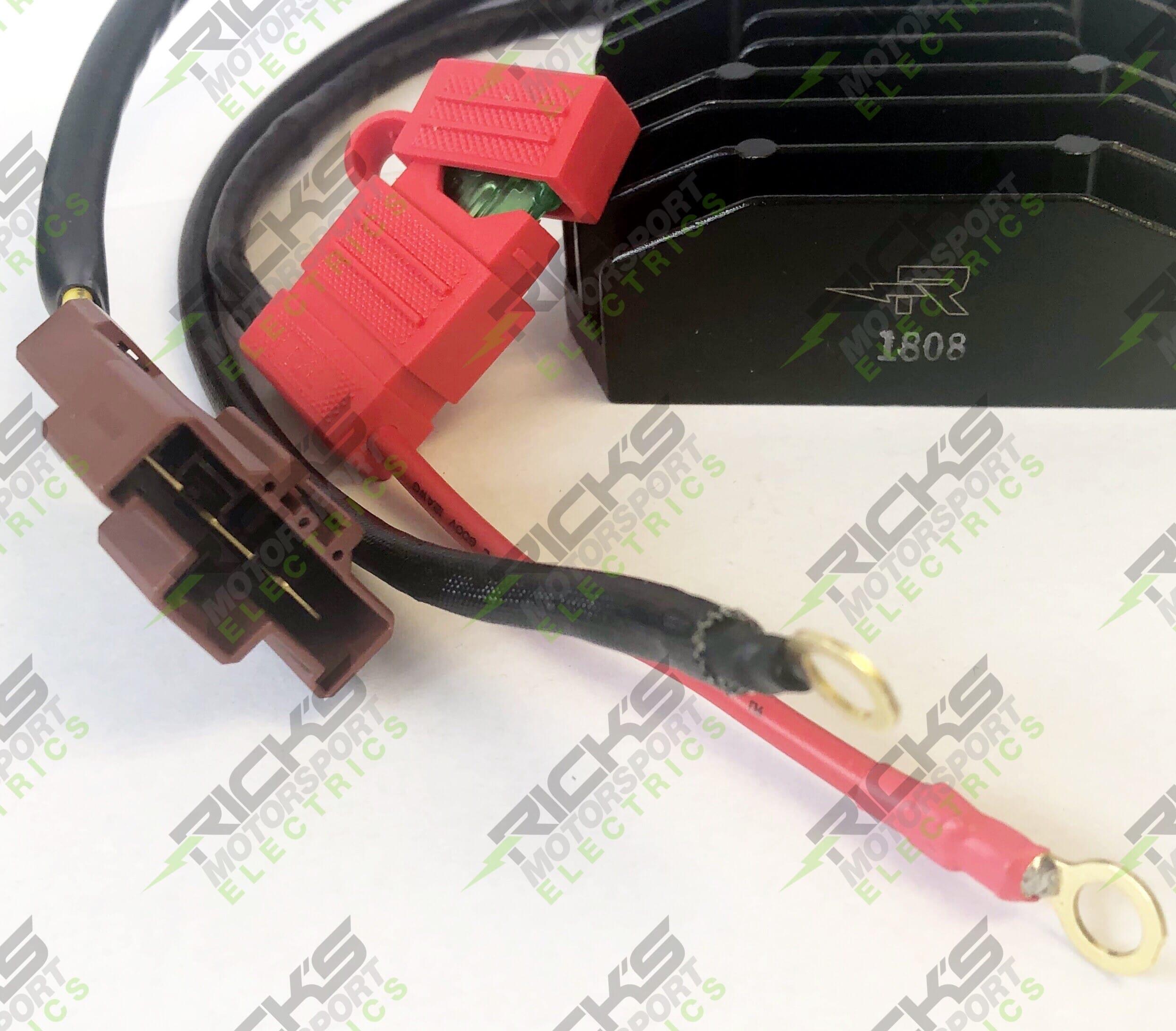 Hot Shot Series Rectifier Regulator Lithium Compatible 14_013H #2