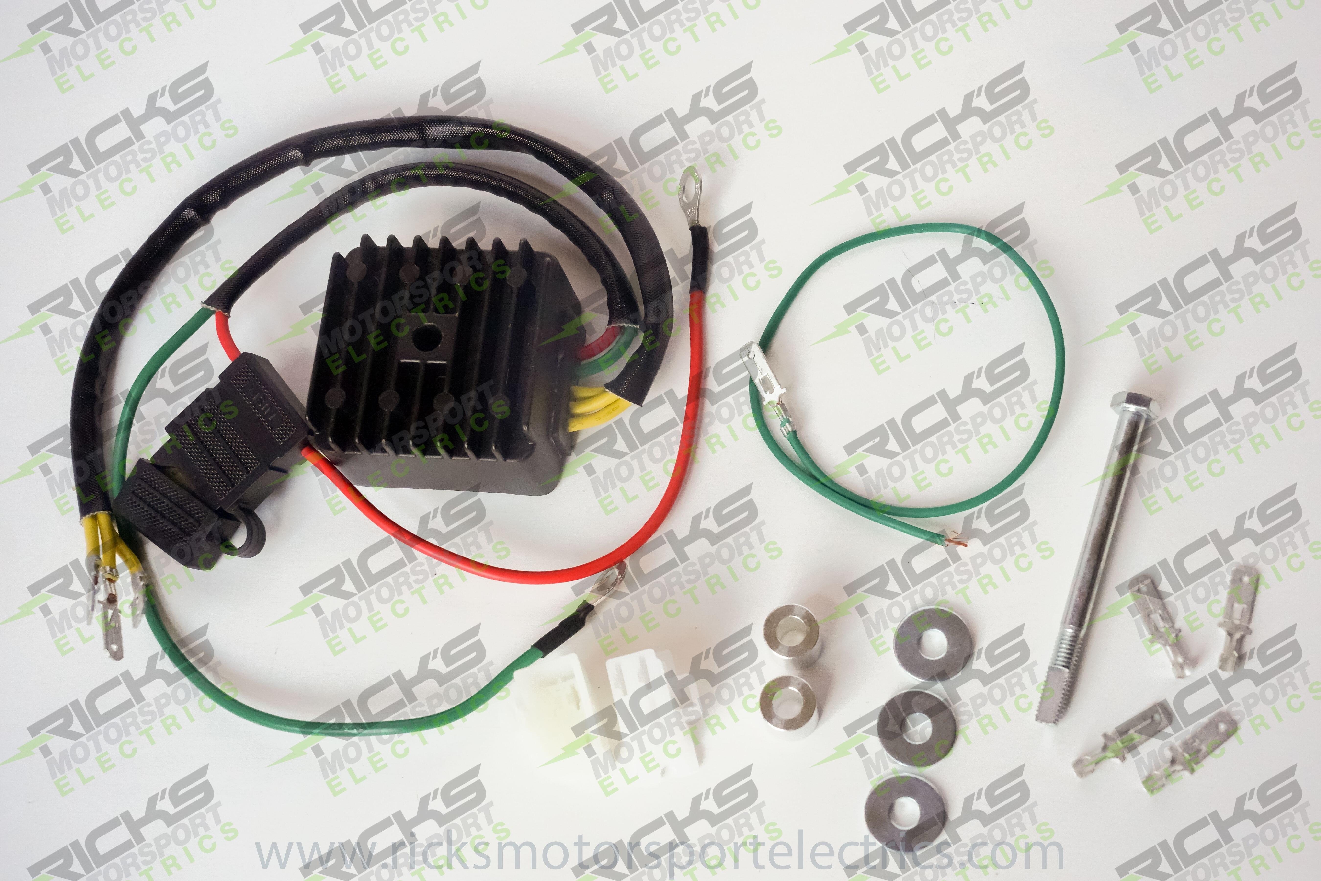 Hot Shot Series Rectifier Regulator Lithium Compatible 14_164H #2
