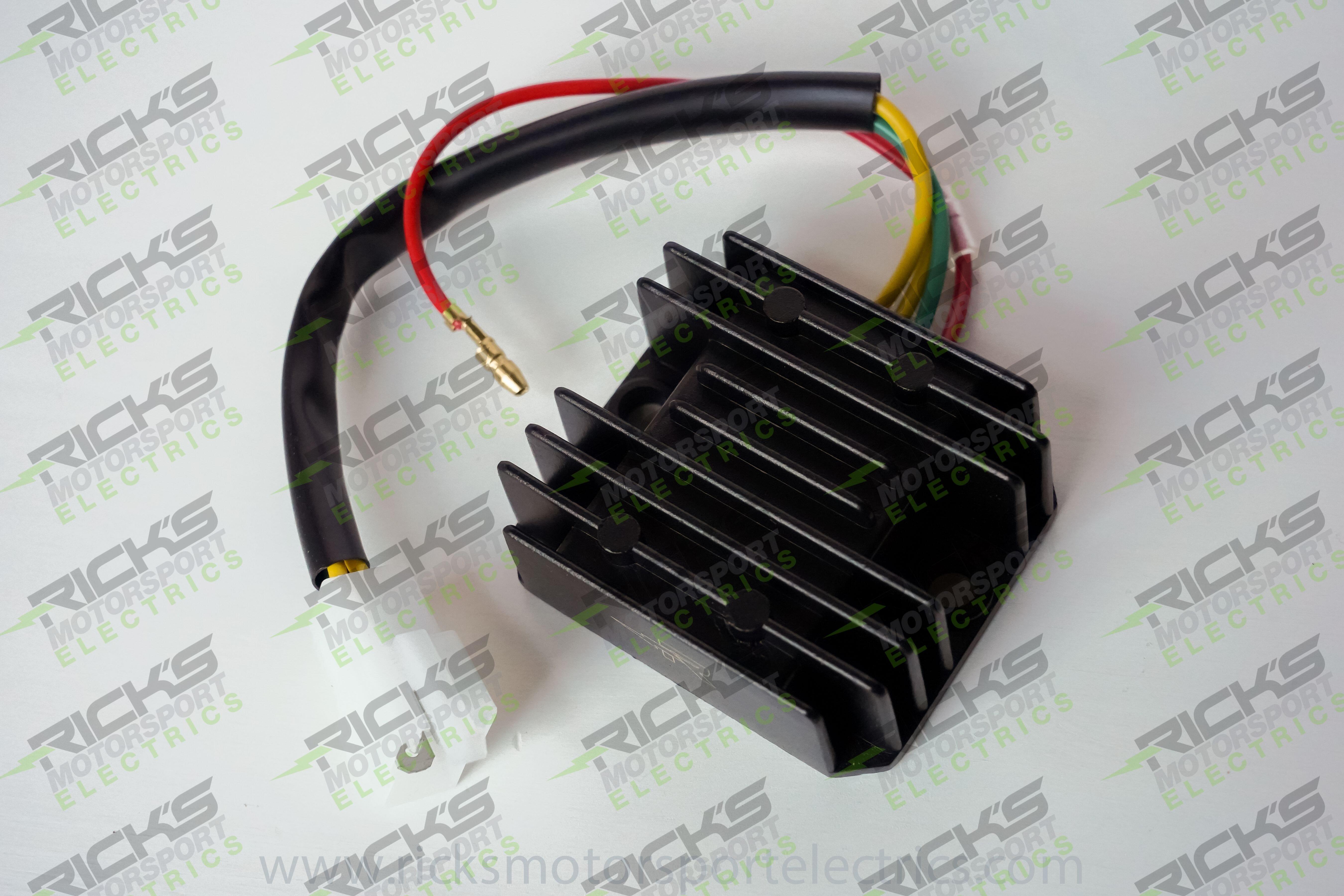 Lithium Ion Battery Compatible Rectifier Regulator 14_304