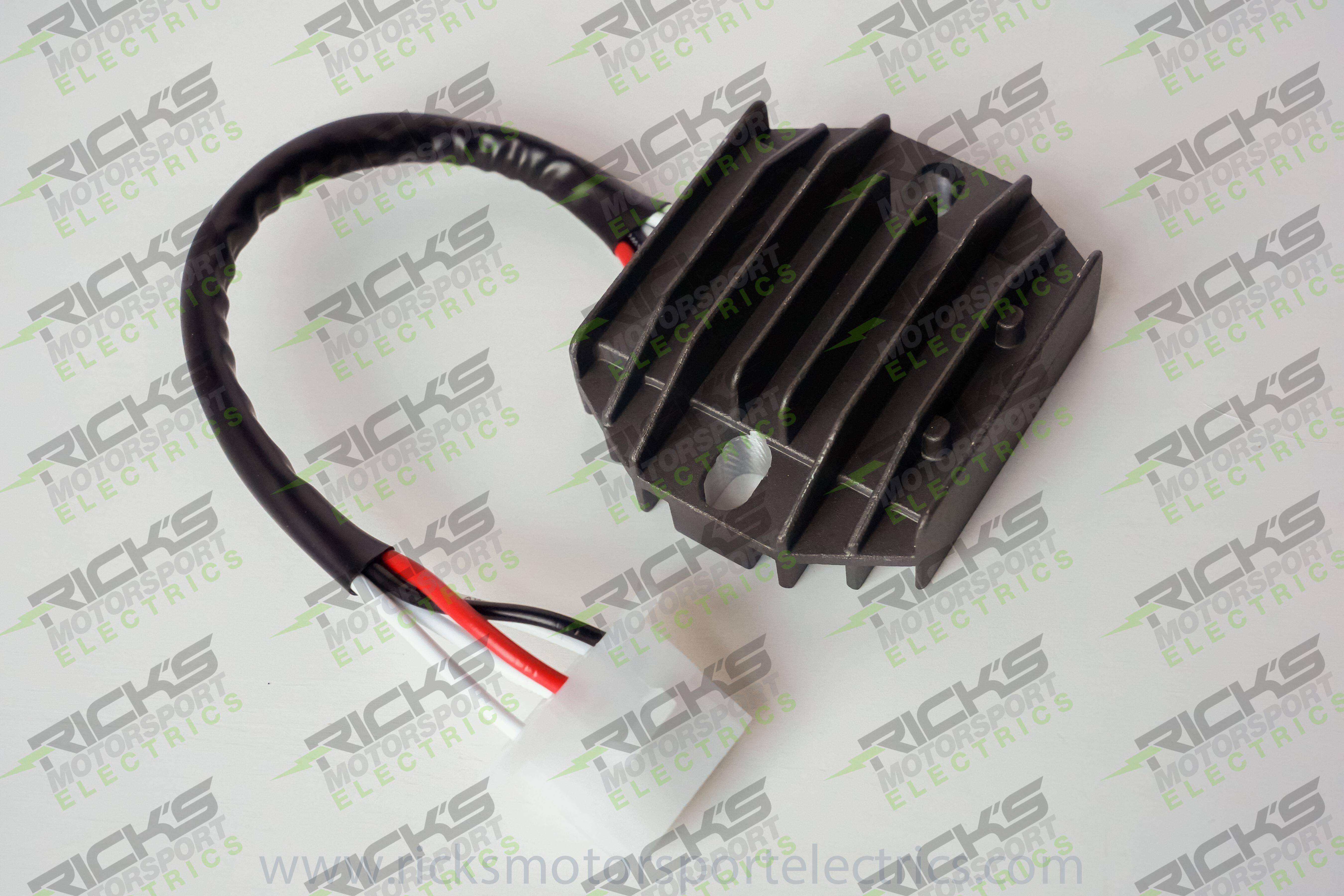 Lithium Ion Battery Compatible Rectifier Regulator 14_305