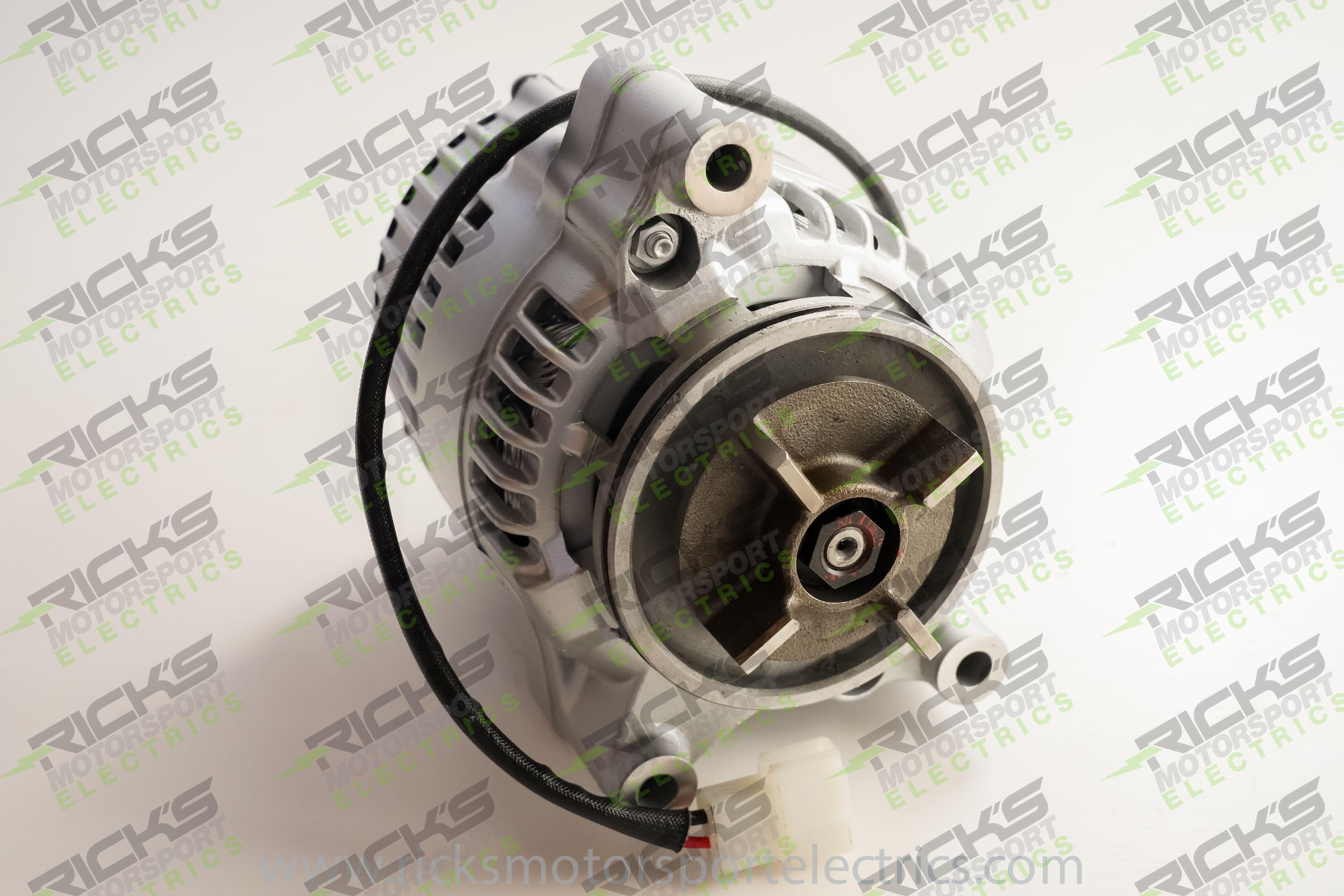 Rebuilt Kawasaki Nippon Denso Alternator and Components 30_207