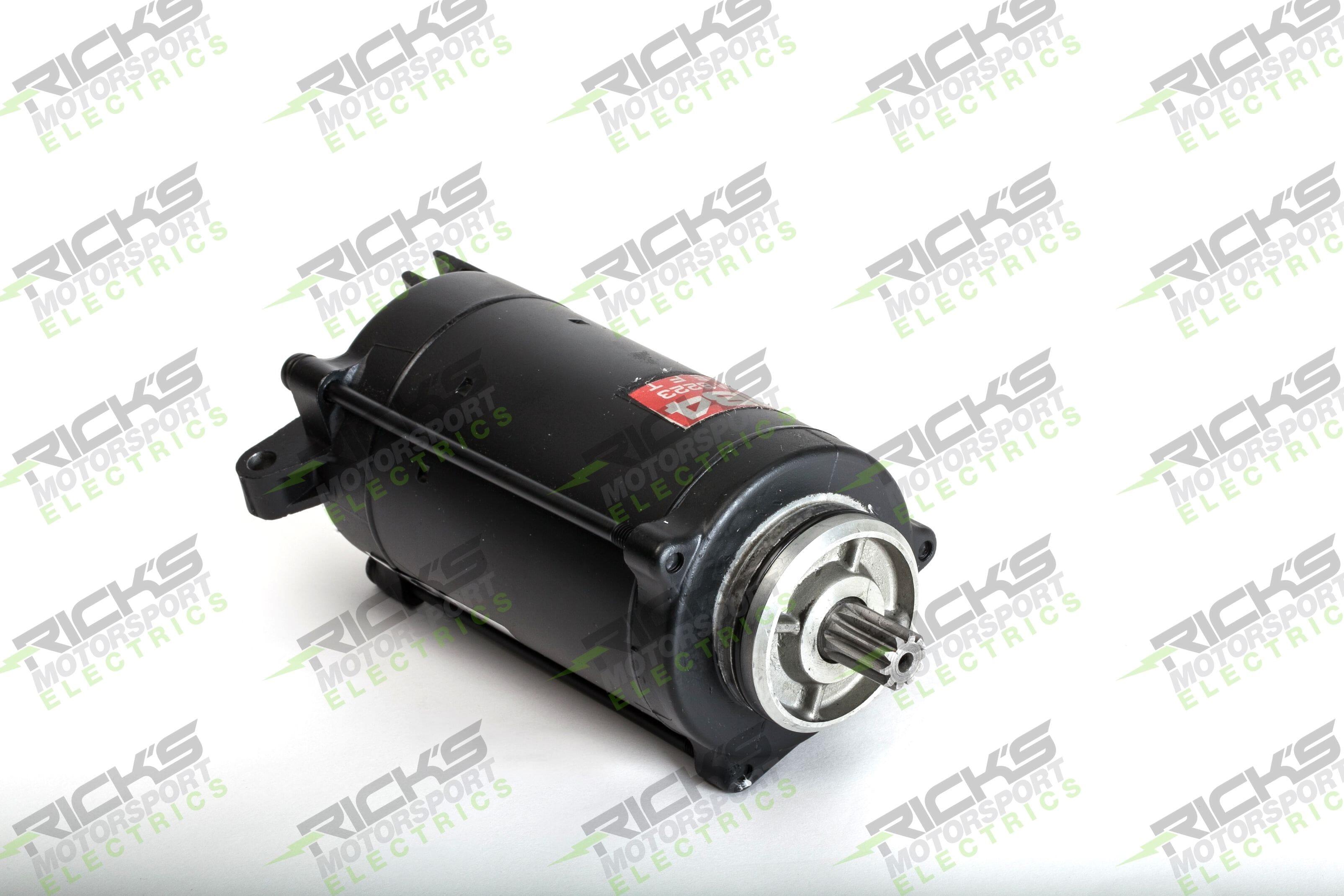 Rebuilt Honda Starter Motor 60_117