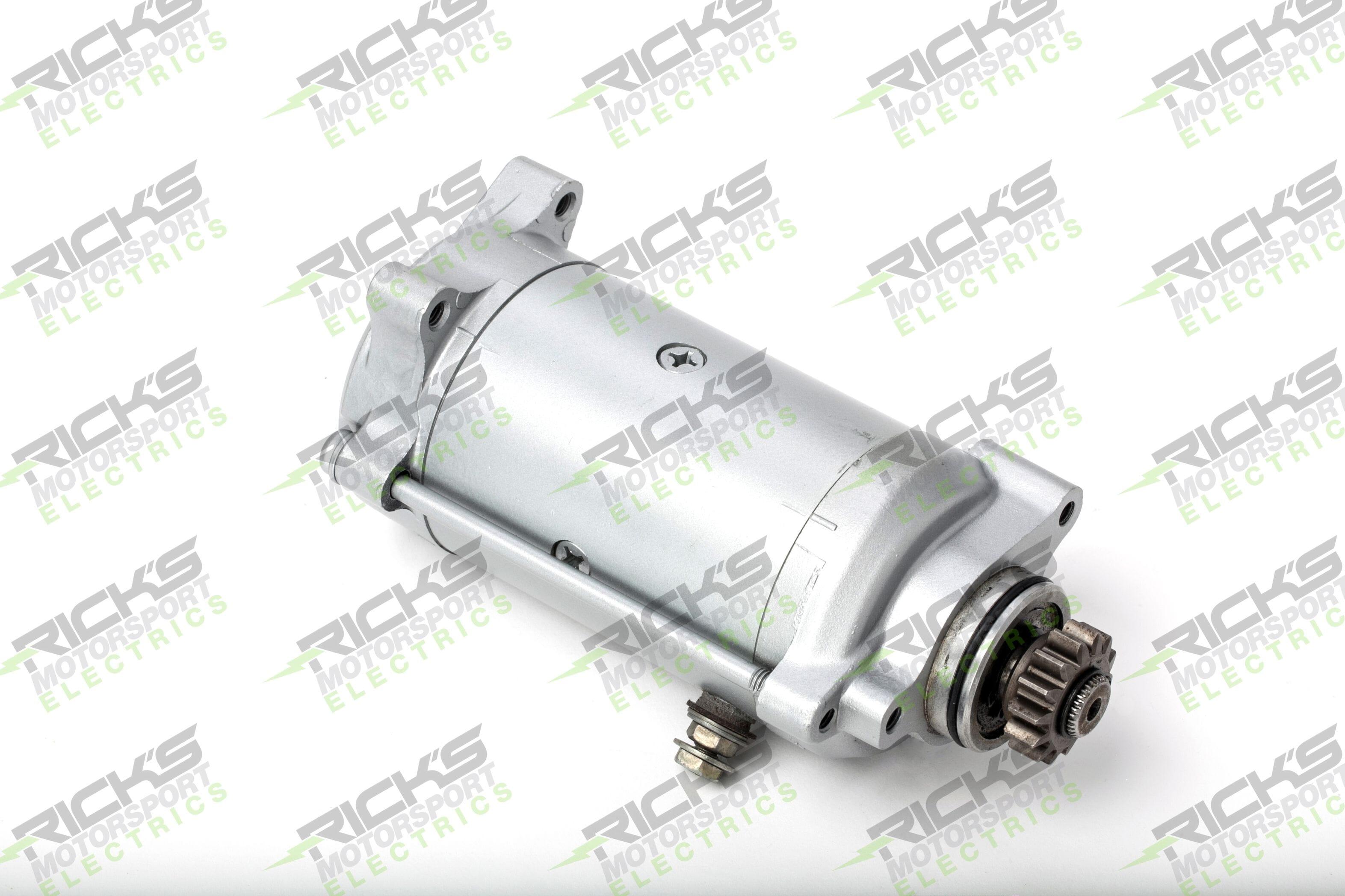 Rebuilt Honda Starter Motor 60_126