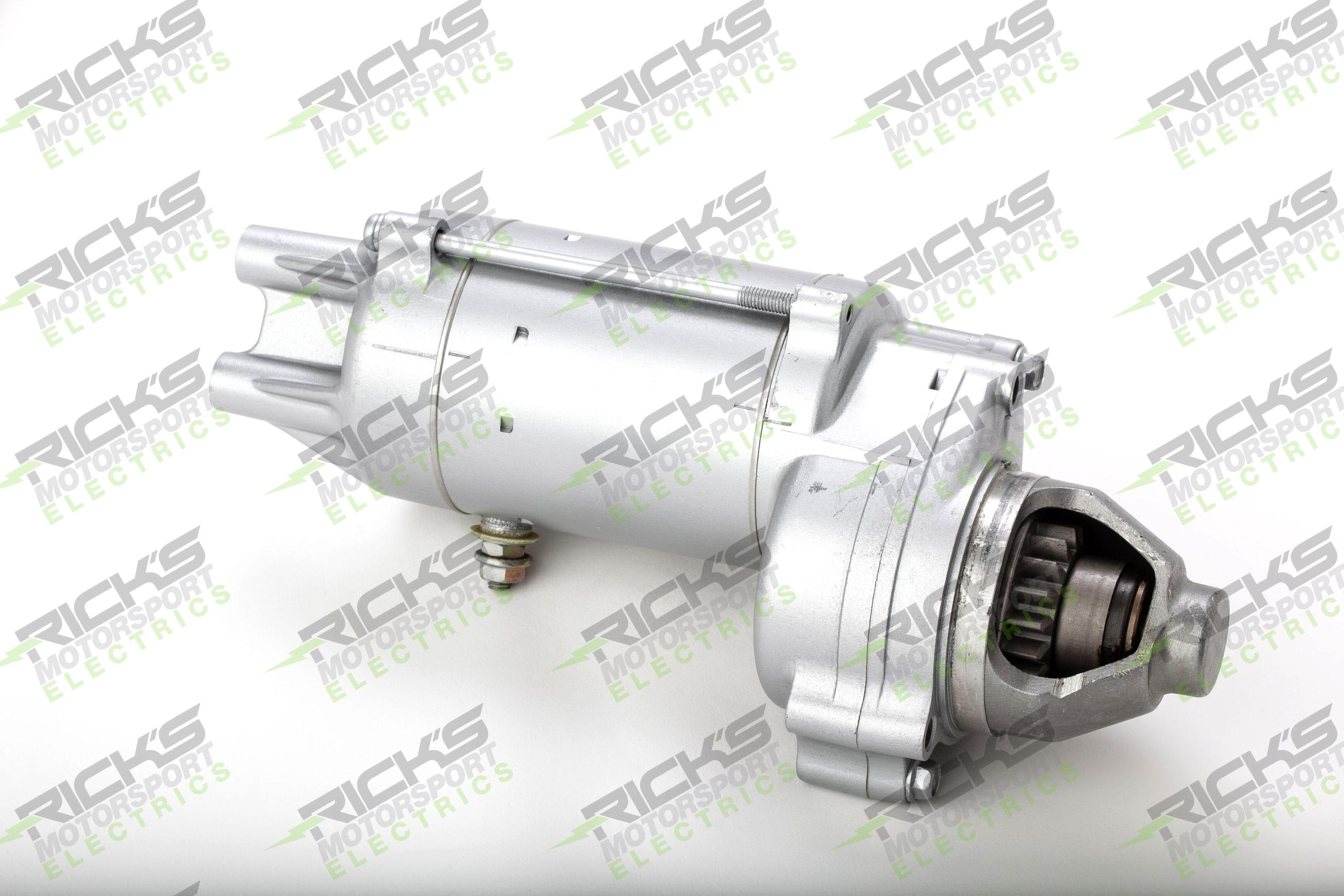 Rebuilt Starter Motor 60_129