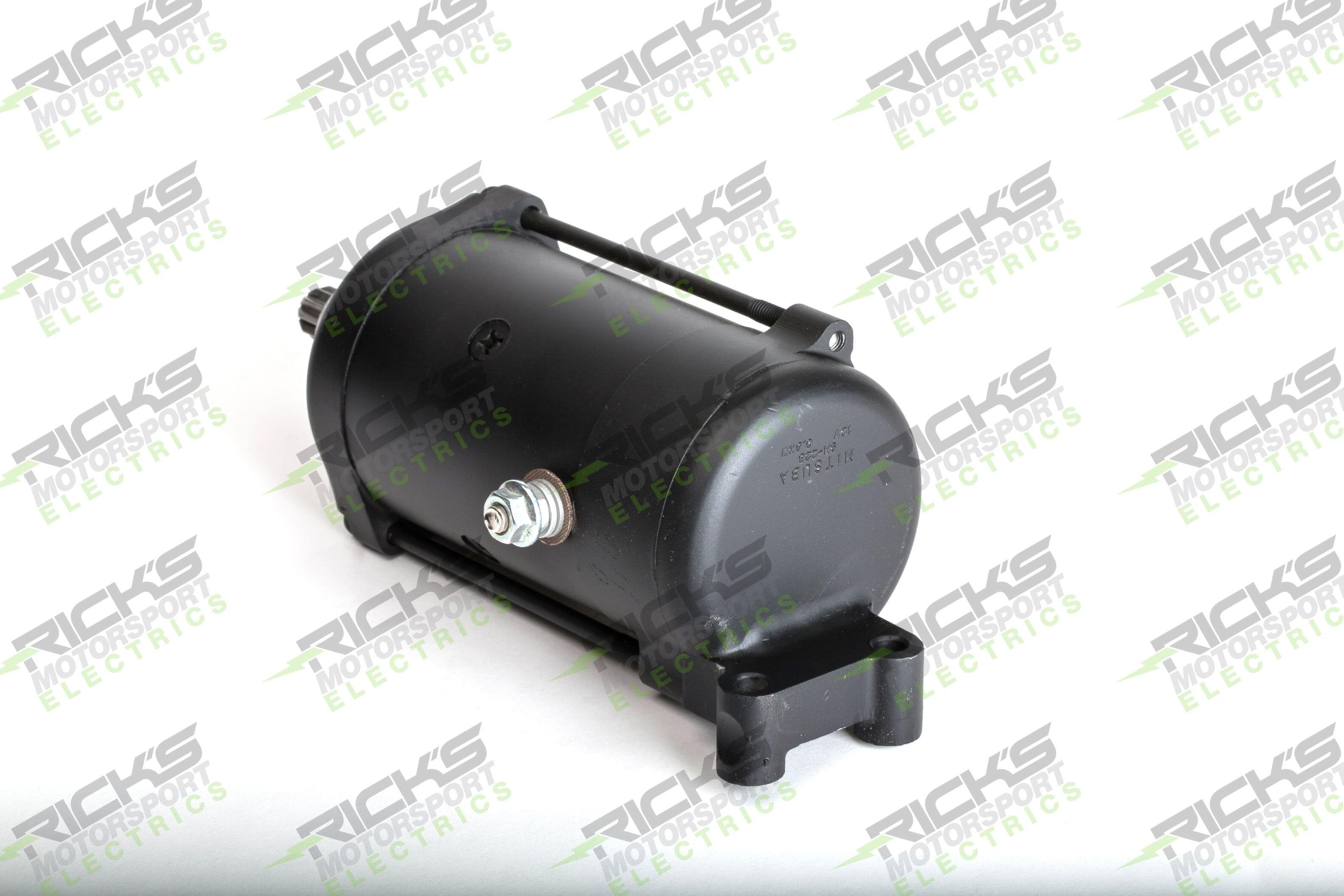 Rebuilt Honda Starter Motor 60_141 #2