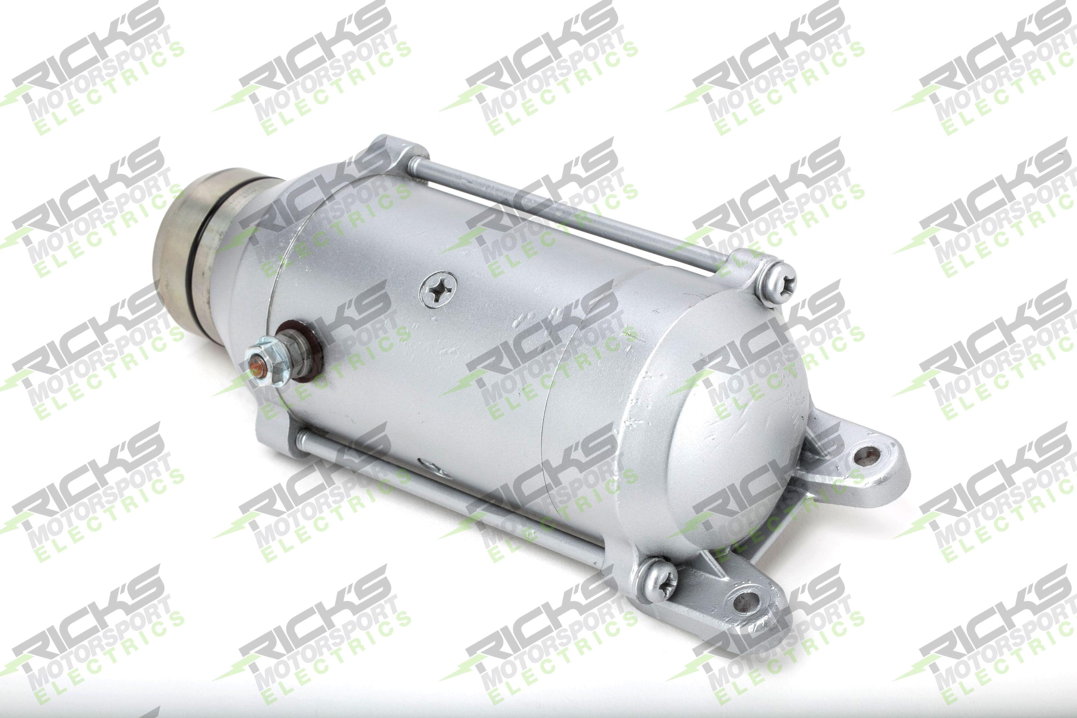 Rebuilt Honda Starter Motor 60_161 #2