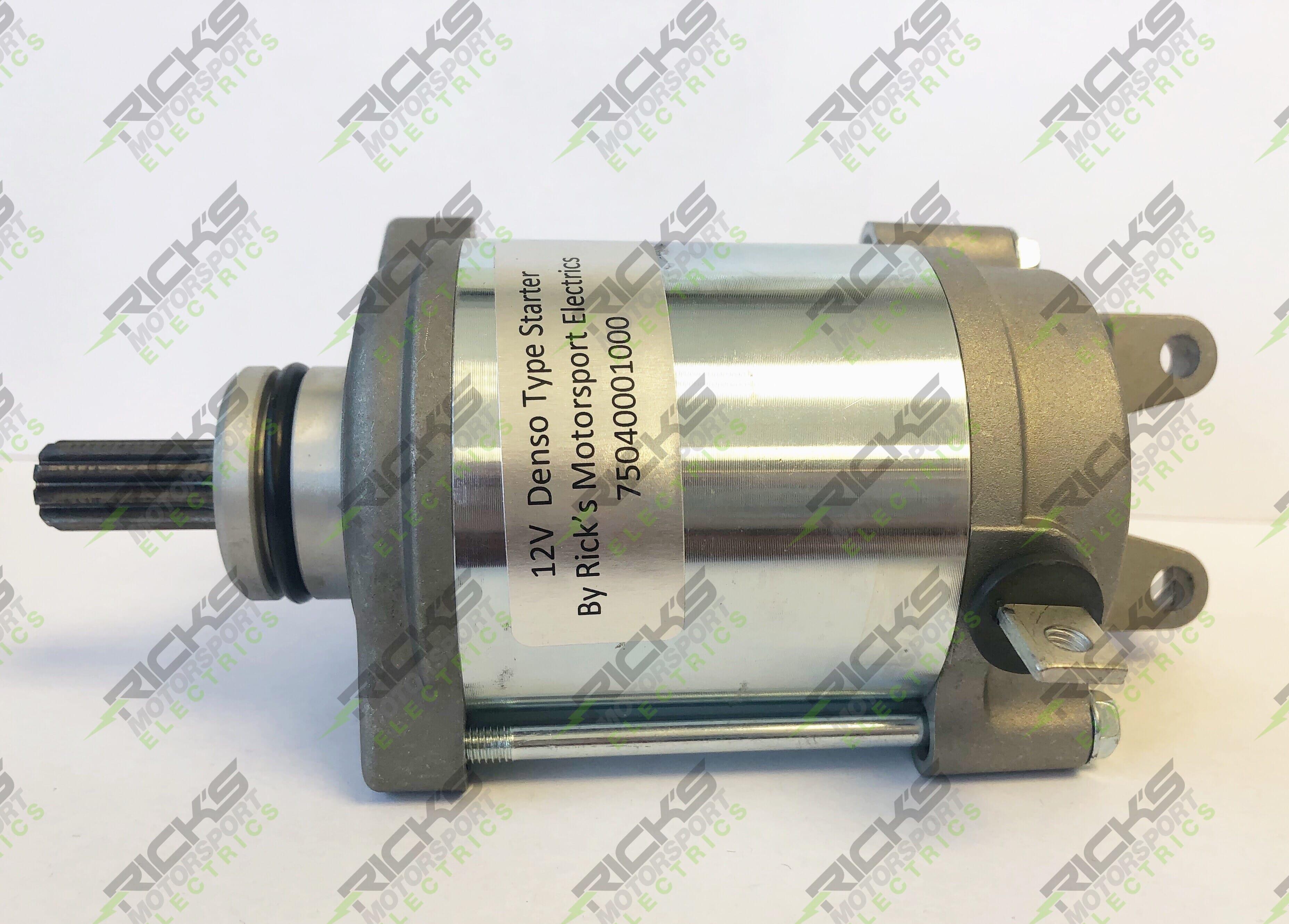 New KTM Starter Motor 61_912