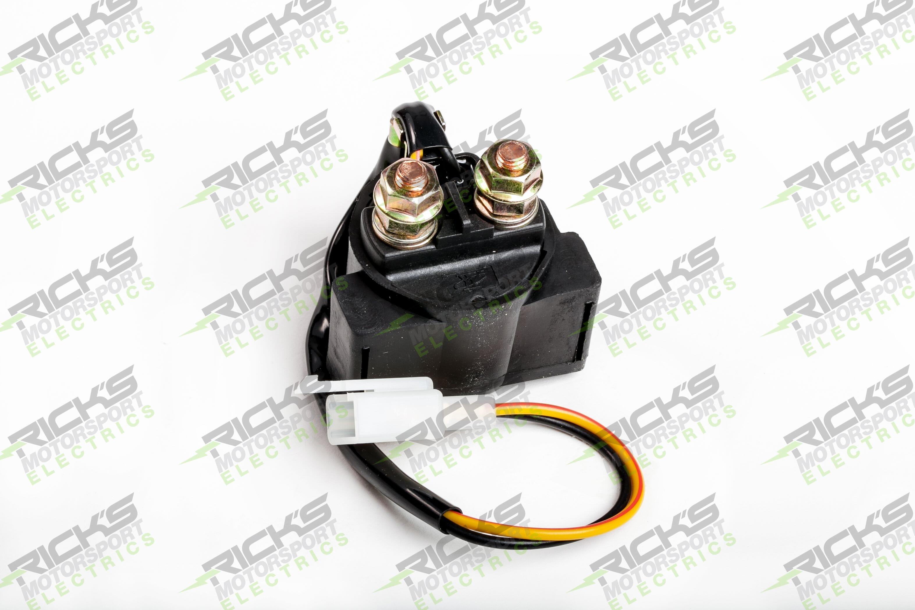 Starter Solenoid Switch 65_104