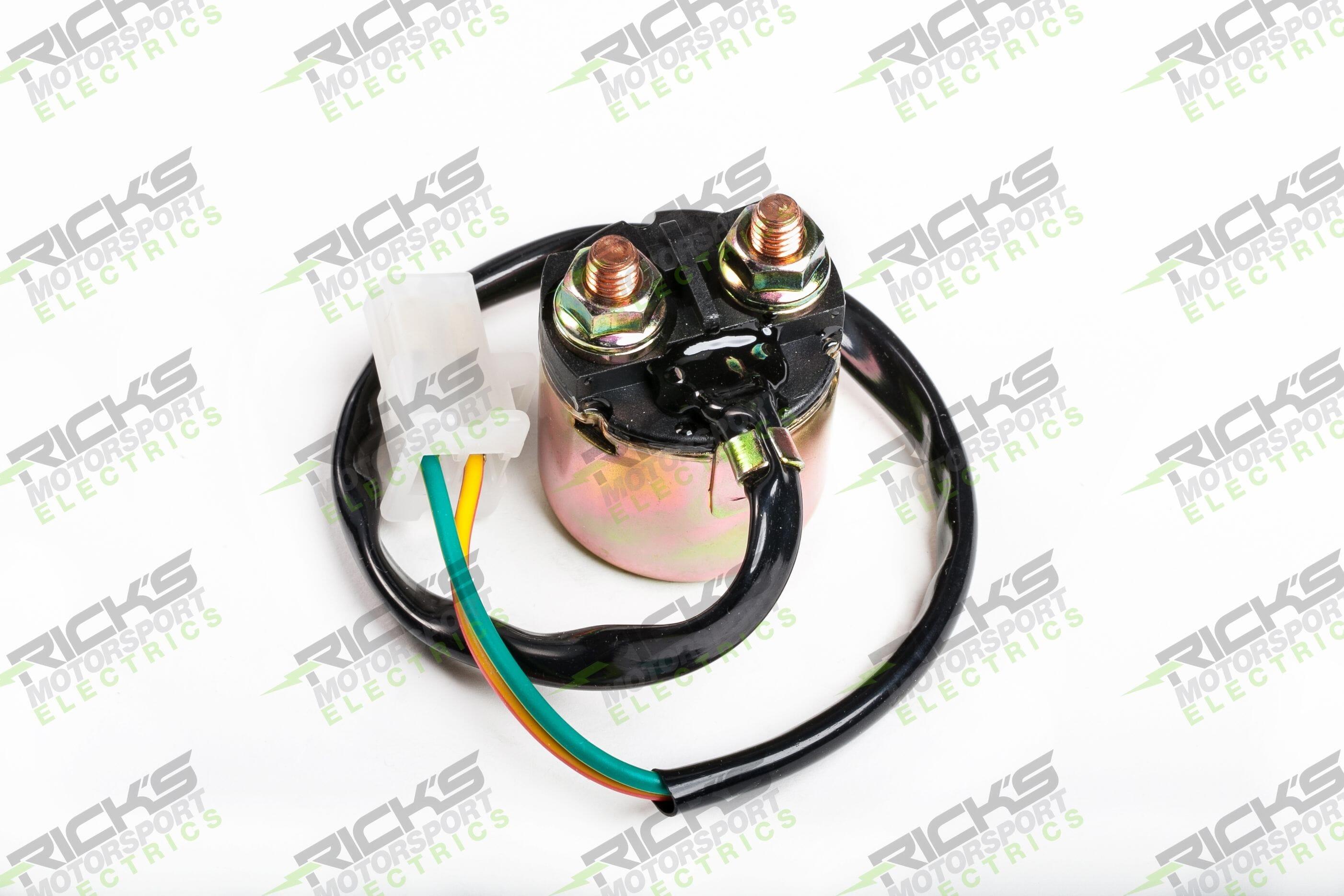 Starter Solenoid Switch 65_107