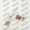 Starter Motor Brushes 70_108