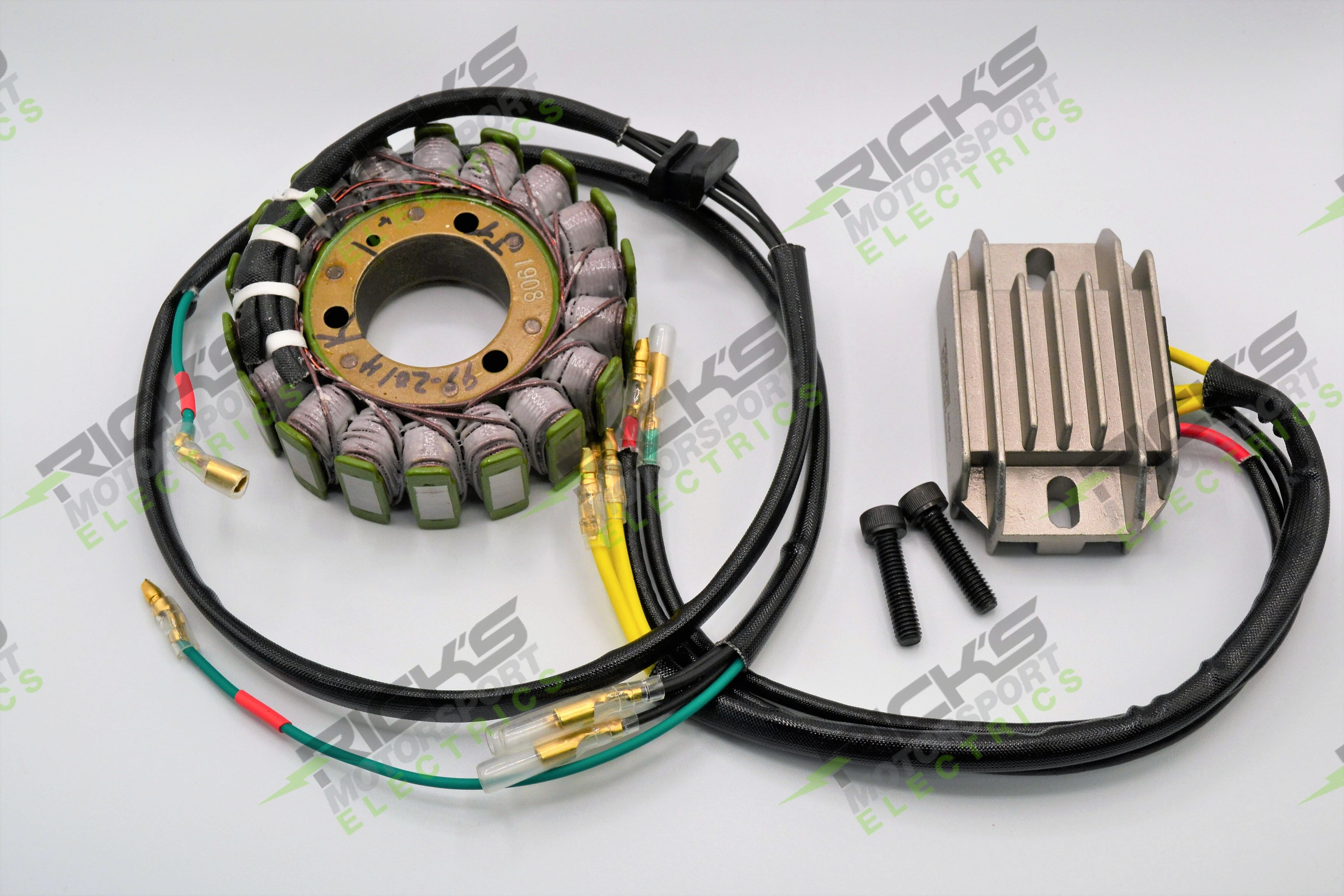 New Hot Shot Series Kawasaki Charging Kit 99_201H